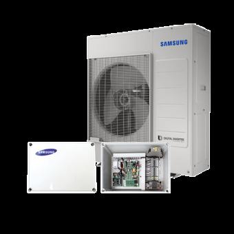 BAC Set R410A NASA Steuerungskit für TLS und FWT |Außengerät - Samsung