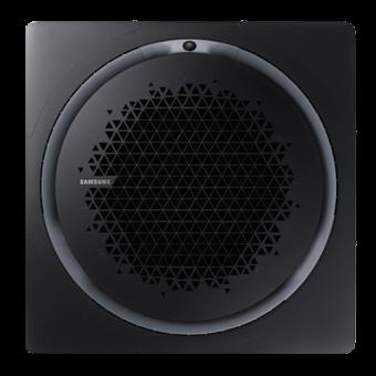 Paneel Wind-Free™|eckig|schwarz 360° Deckenkassette NASA - Samsung