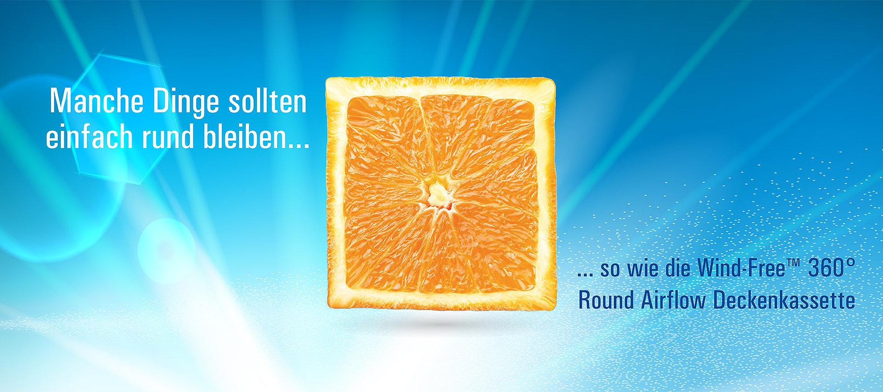 Banner Samsung 4-Wege-Kassette